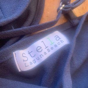 Stella Laguna Beach Pants & Jumpsuits - TRADE💗 stella laguna beach romper